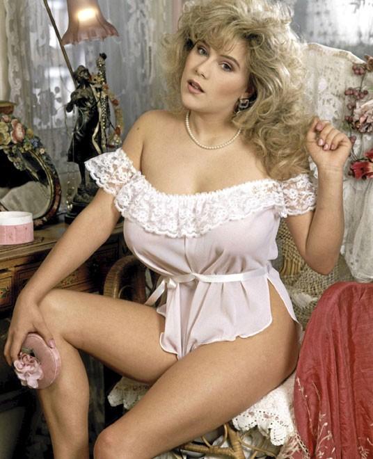 Samantha Fox dans les années 80