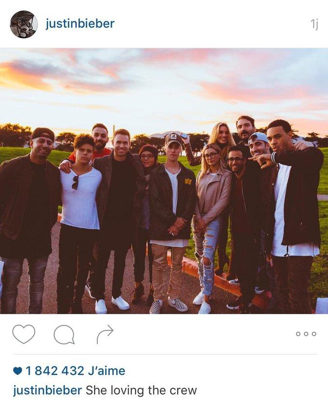Justin et ses amis