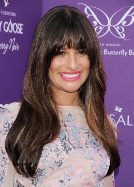 Lea Michele lors du Chrysalis Butterfly Ball à Beverly Hills, le 9 juin 2012.