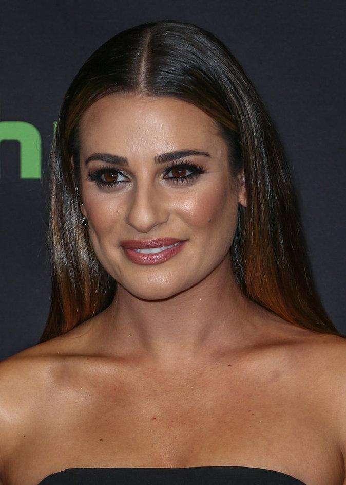 Lea Michele resplendit à la cérémonie PaleyFest