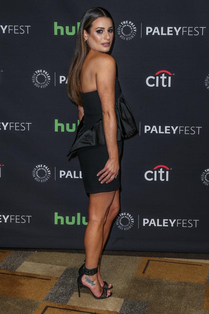 Lea Michele, toujours aussi sexy !