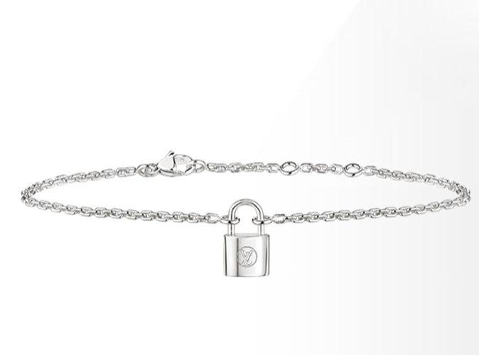 Louis Vuitton lance le bracelet Silver Lockit pour l'UNICEF #MAKEAPROMISE