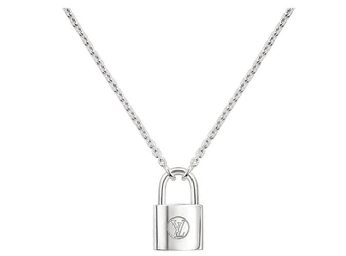 Louis Vuitton lance le collier Silver Lockit pour l'UNICEF #MAKEAPROMISE