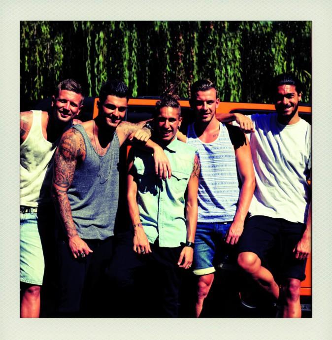 Les garçons !