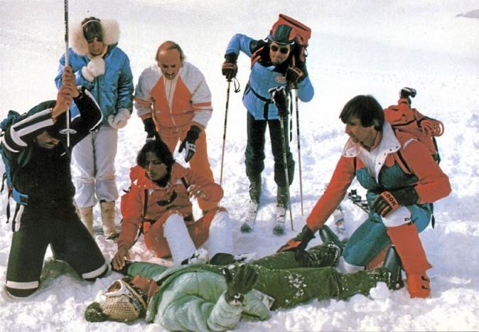 """Nathalie : """"La neige, elle est trop molle pour moi. C'est trop dur ! J'y vais, mais j'ai peur !"""""""
