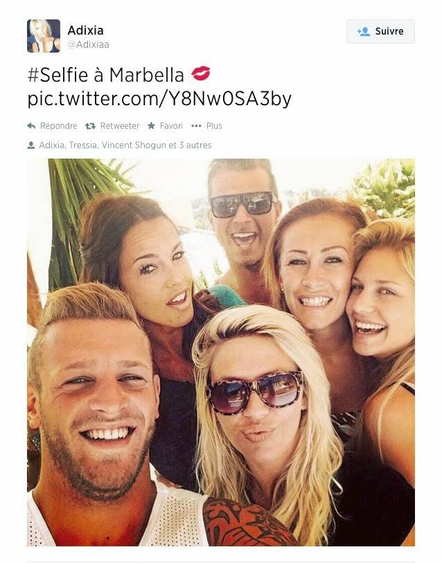 Selfie des Ch'tis