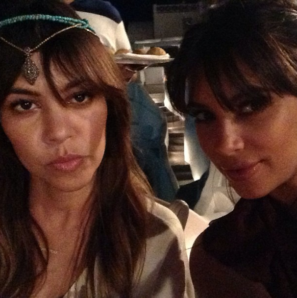Kourtney et Kim