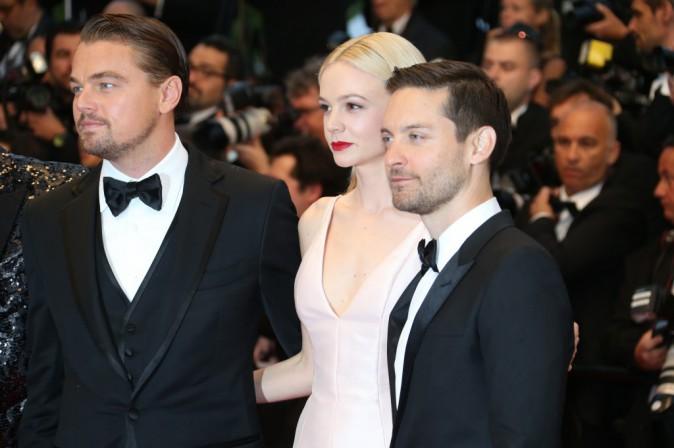 Leonardo DiCaprio et Toby Maguire