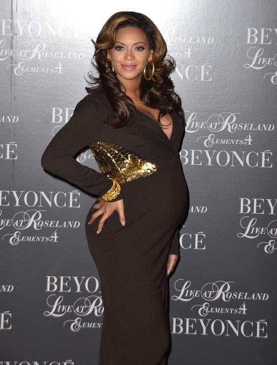 Naissance prévue en février pour l'enfant de Beyoncé et Jay-Z!