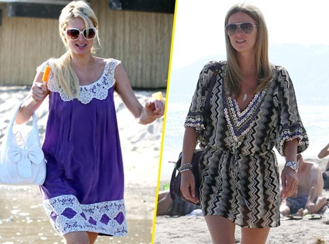 Toujours à la mode même, et surtout, à la plage !