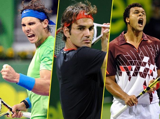 Nadal, Federer et Tsonga se battront pour Rolland-Garros!