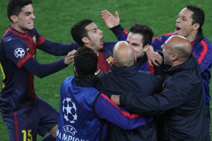 La victoire du FC Barcelona