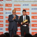 Lionel Messi, Ballon d'Or 2012.