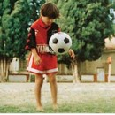 Lionel Messi, Ballon d'Or 2012, enfant.