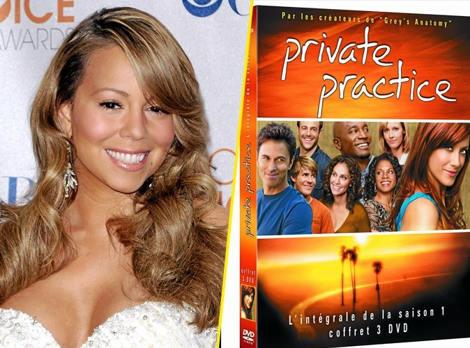 Mariah Carrey : on lui conseille Private Practice