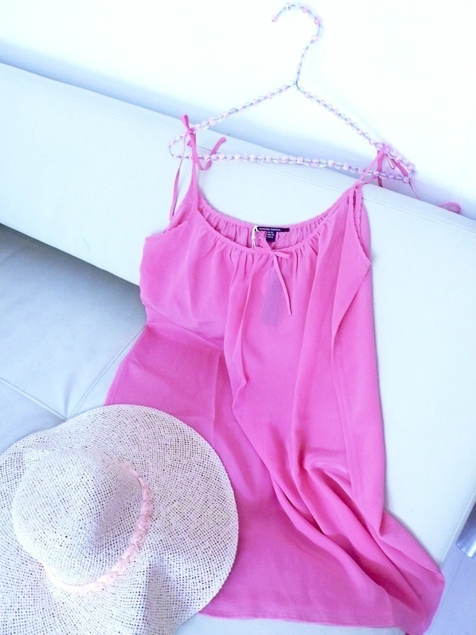 Robe rose Kate, Princesse Tam.Tam 65 €