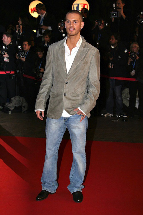 Un faux air de David Beckham aux NRJ Music Awards en 2007