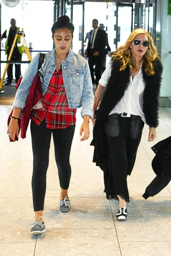 Lourdes Leon & Madonna : Maman, je t'hais-me !