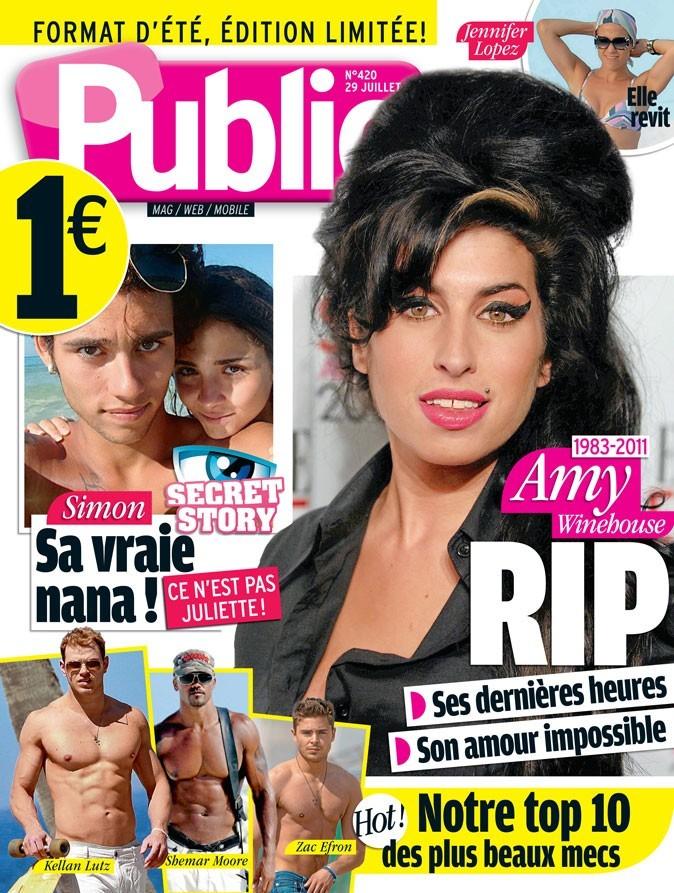 Magazine Public : une édition limitée en petit format !
