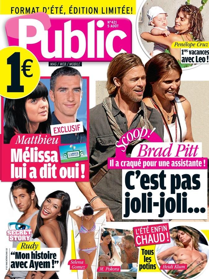 Magazine Public : un petit format à 1€ !