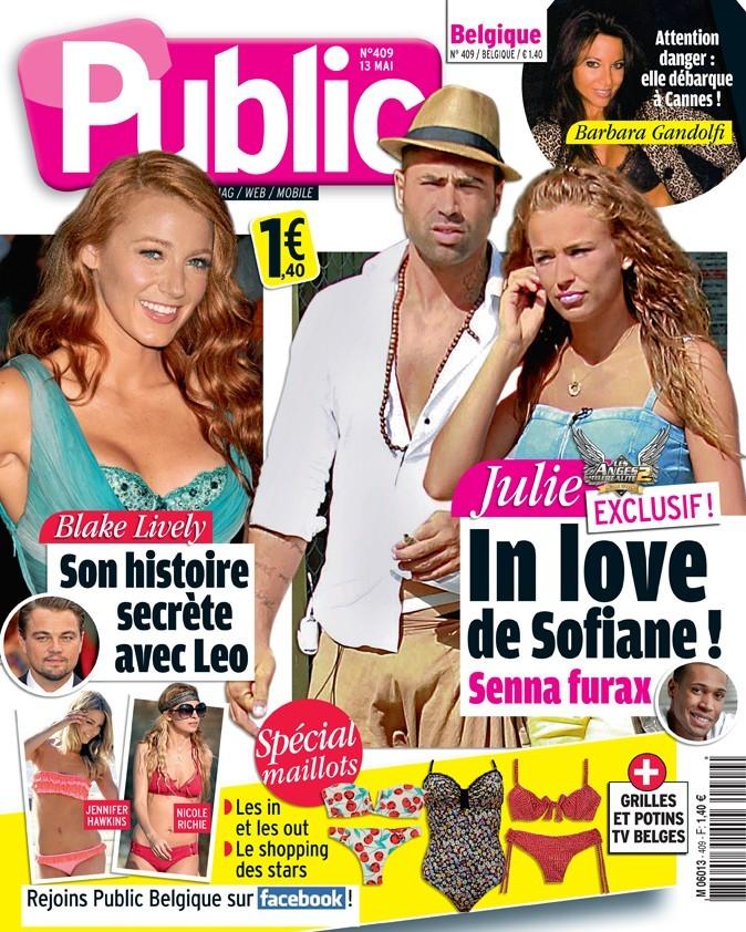 Magazine Public : l'édition belge avec l'ex de Belmondo !
