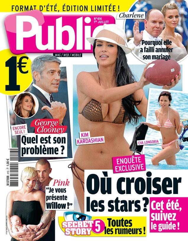 Magazine Public : format d'été en édition limitée à 1€ !