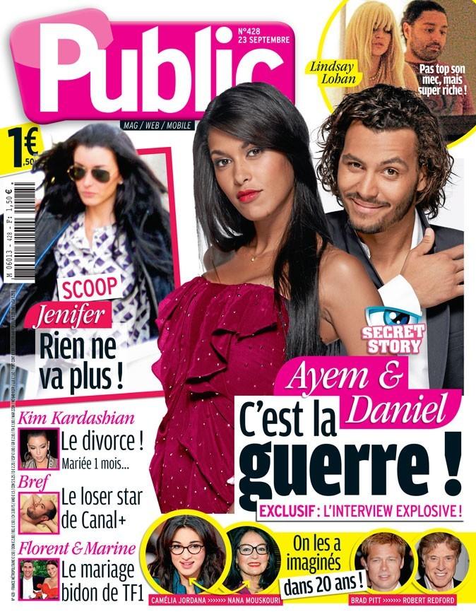 Magazine Public : Secret Story 5 : c'est la guerre entre Ayem et Daniel !