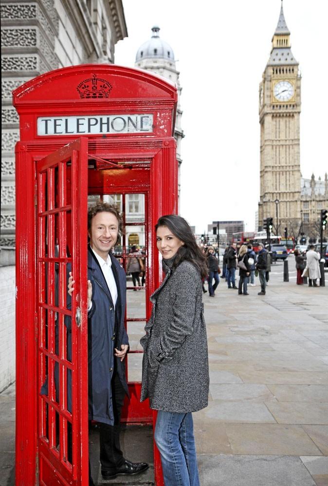 Mariage de Kate Middleton et du Prince William : Stéphane Bern et Marie Drucker en direct sur France 4 pour couvrir l'évènement