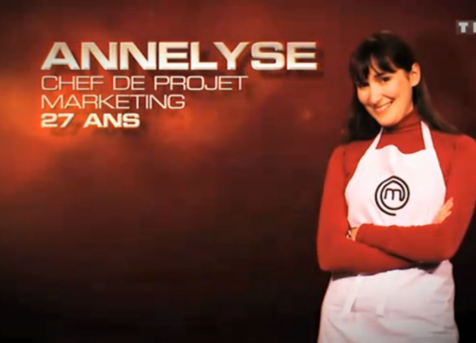 Annelyse, Chef de projet marketing, 27 ans