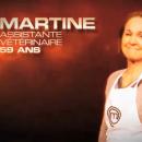 Martine, Assistante Vétérinaire, 59 ans