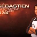 Sébastien, Constructeur de chalets, 32 ans