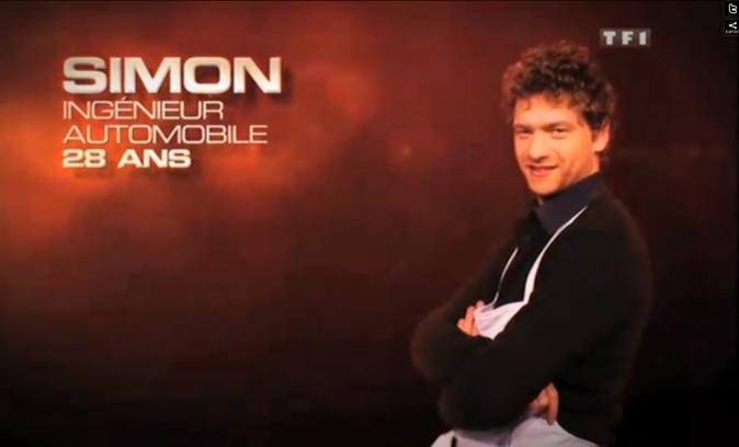 Simon, Ingénieur automobile, 28 ans