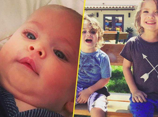 Megan Fox : son mari Brian Austin Green partage des photos de leurs trois adorables fils !