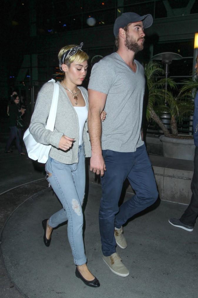Le 17 juin 2013, le couple en balade à LA