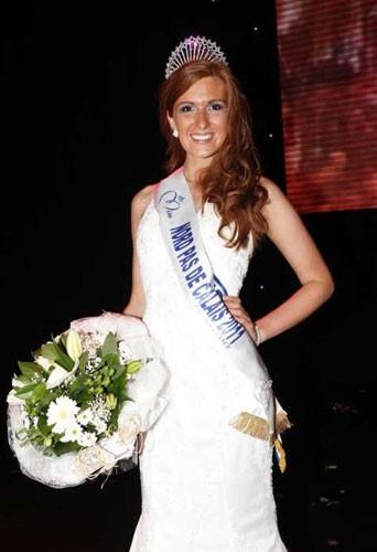 Sophie Martin, nouvelle Miss Nord Pas de Calais