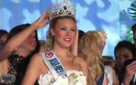 Miss Prestige National 2012, Christelle Roca !