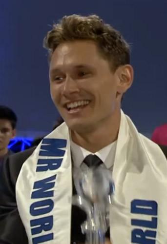 Mister World 2014 : découvrez Nicklas Pedersen, Mister Danemark !