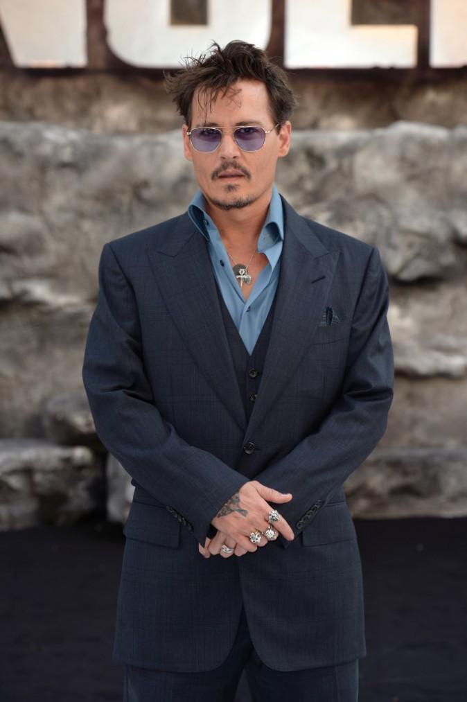 Johnny Depp - 2013