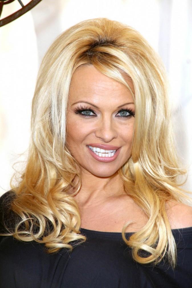 Pamela Anderson - 2012