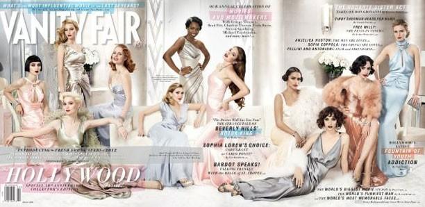 Toutes les it-girls de demain en couverture de Vanity Fair !
