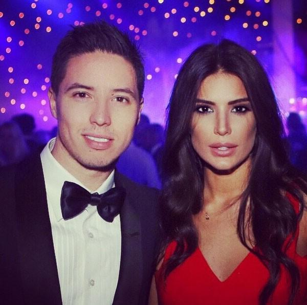 Samir, my love