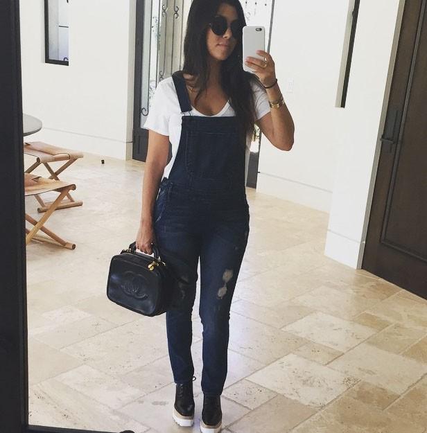 La plus stylée des soeurs Kardashian ?