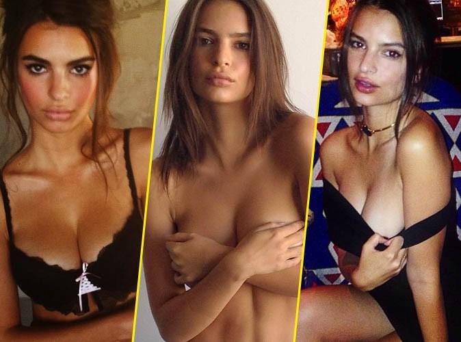 Montre-moi ton Insta, je te dirai qui tu es : la pro du topless Emily Ratajkowski !
