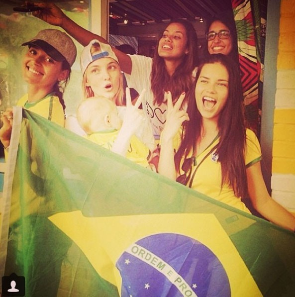 Fière d'être Brésilienne