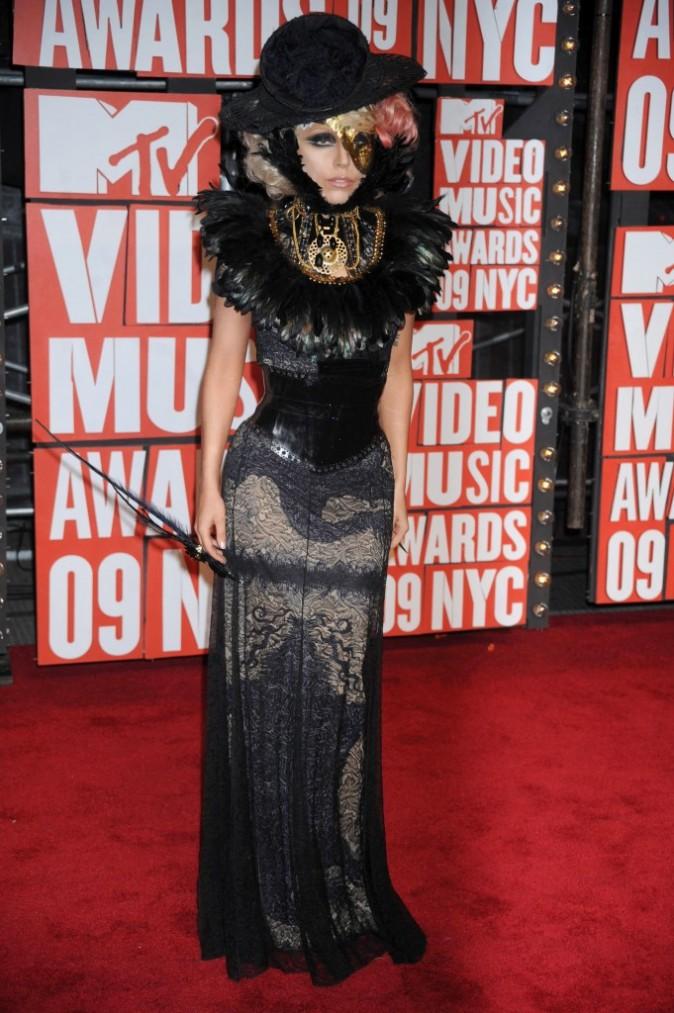 VMA 2009: Lady Gaga gagnante du style hors-norme !