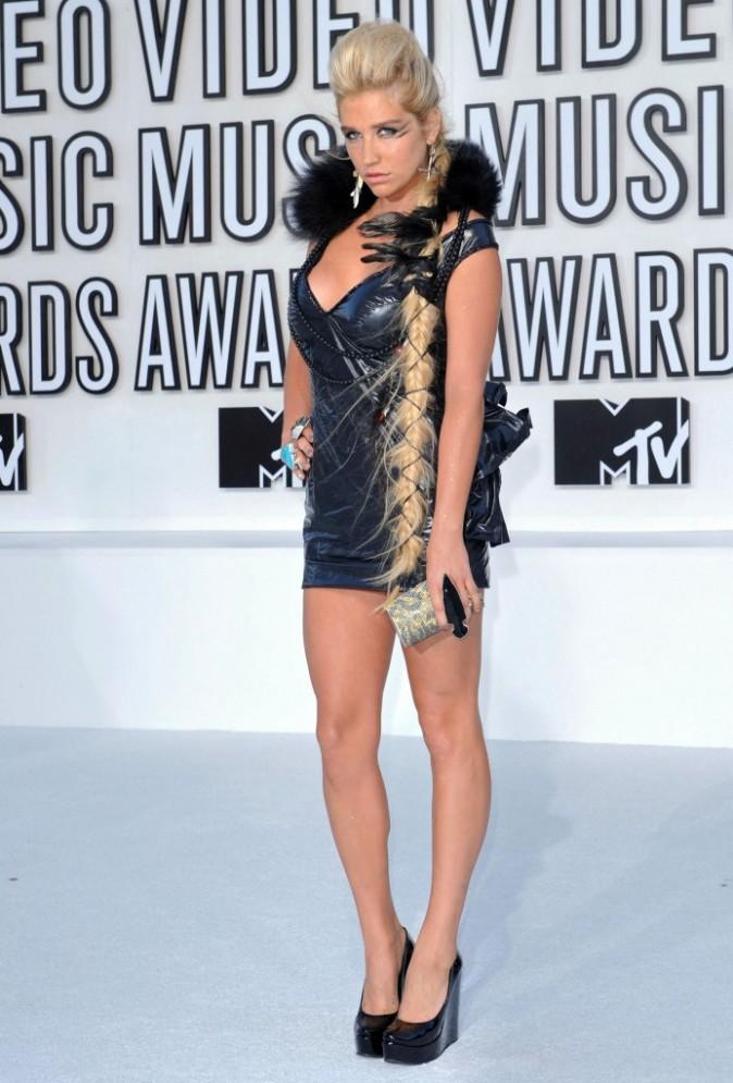 VMA 2010: Au secour !