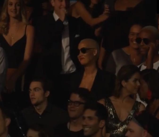 Amber Rose a apprécié d'être citée par Kanye West...