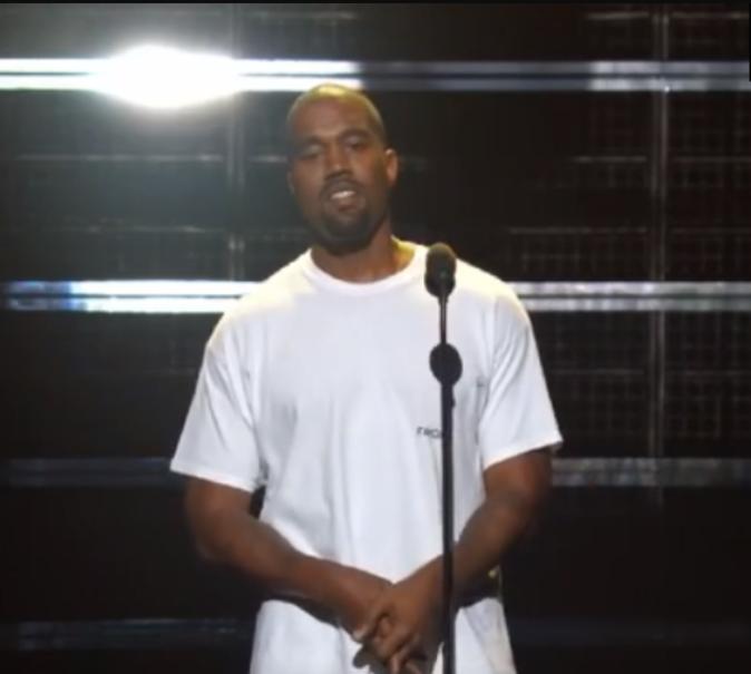 Kanye West a fait le show !