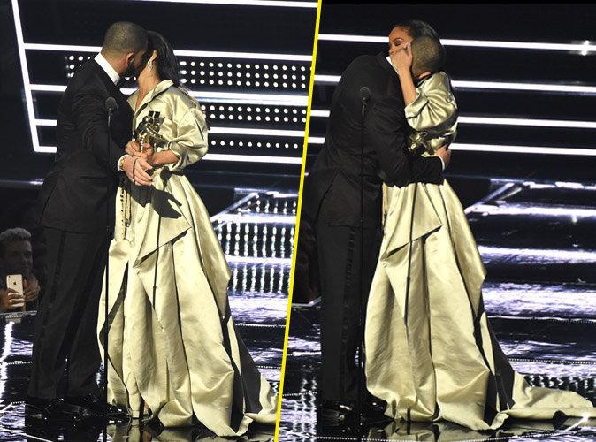 """MTV VMA's 2016 : Drake déclare sa flamme à Rihanna : """"Je suis amoureux d'elle depuis que j'ai 22 ans..."""""""