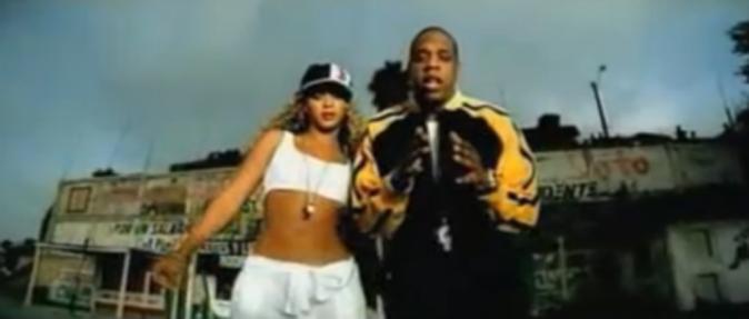 """Couples stars en chanson : Beyoncé  et Jay-Z sur le titre """"Bonnie and Clyde"""""""